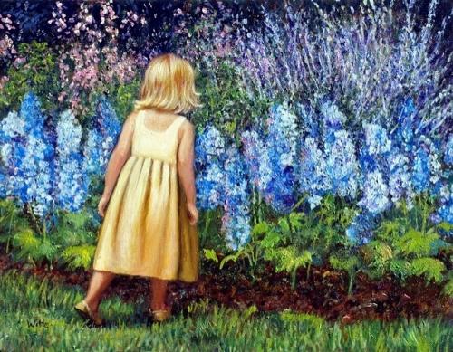 Художница Marie Witte из Vermont (83 работ)