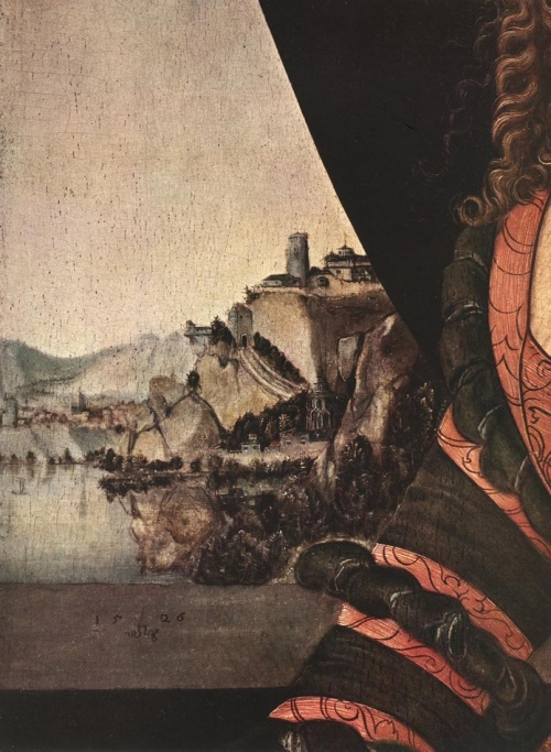 Немецкий живописец Лукас Кранах Старший (108 работ)