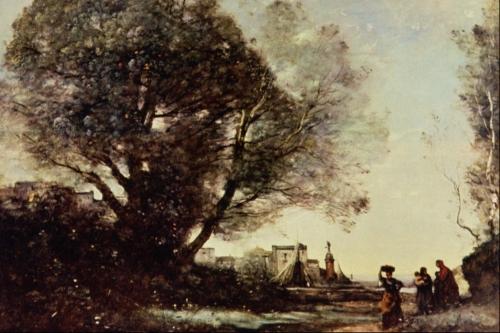 Пейзажная живопись (часть 1) (16 работ)