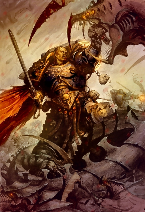 warhammer 40k tyranids 8th edition codex pdf