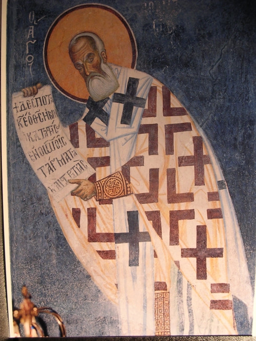 Иконы. Церковь Св. Пантелеймона. Город Нерези. 1164г (159 икон)