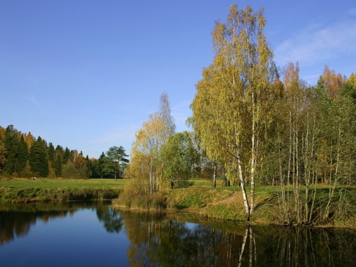 Окружающий мир через фотообъектив (Landscapes-Природа) (289 фото)