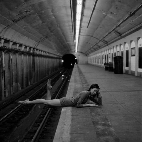 Балерины Нью-Йорка от Дэйна Шитаги (Dane Shitagi) (37 фото)