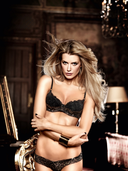 Elle Liberachi – Baci Lingerie Black Label Collection (186 фото) (эротика)