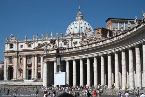 Фото-подборка: Архитектура. Ватикан (56 фото)