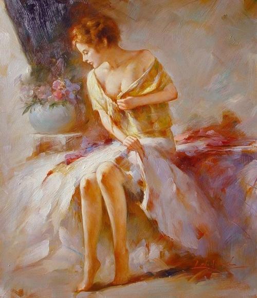 Картины художника LW Howard (19 работ)