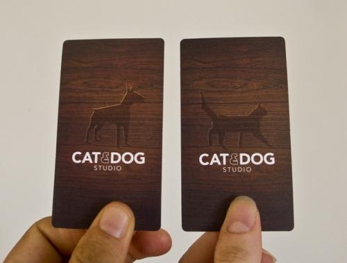 Креативные (и просто стильные) визитные карточки (112 визиток)