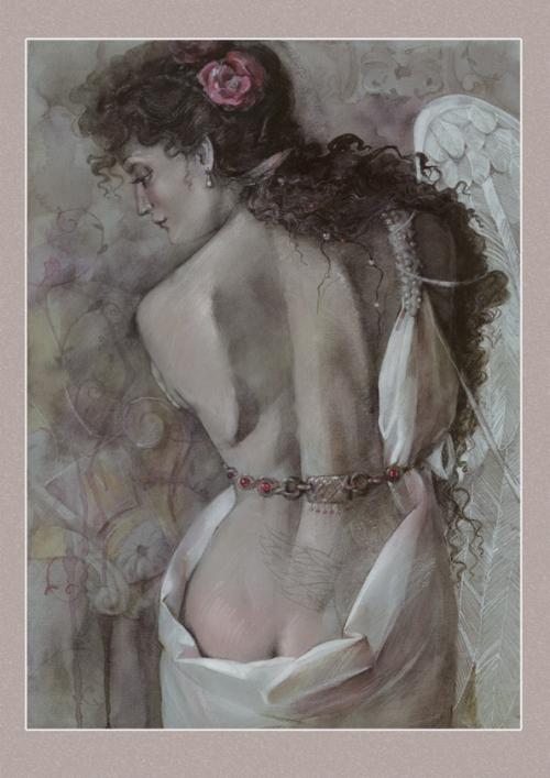Иллюстратор Елена Липаева (LiLen) (86 работ)