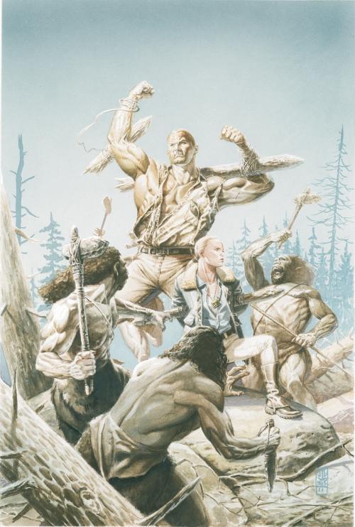 Иллюстратор J.G. Jones (33 работ)