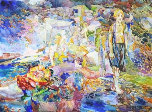 Современные художники - Олег Королёв (144 работ)