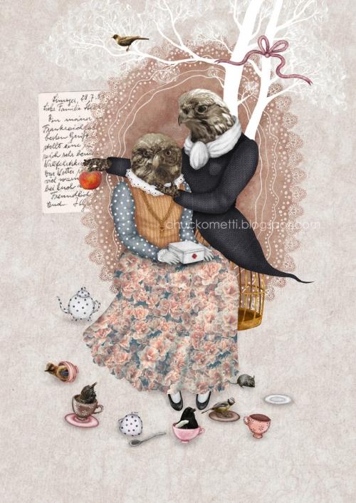Иллюстратор Monika Schoffmann (105 работ)