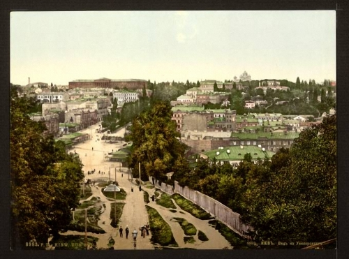 Фотографии конца XIX века: Киев, Одесса, Крым (43 фото)