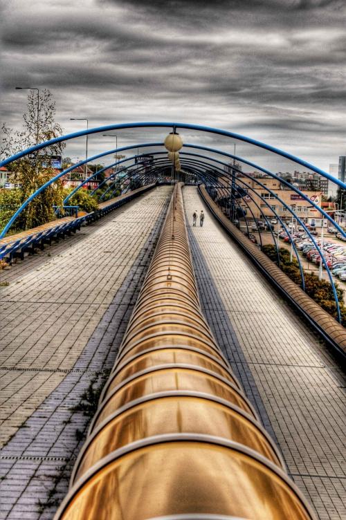 Пражское метро со Стивом Колеманом (61 фото)