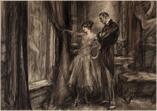Американский художник Henry Patrick Raleigh (1880-1944) (41 работ)