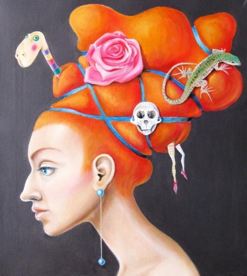 Artworks by Antonella Caraceni (60 работ)