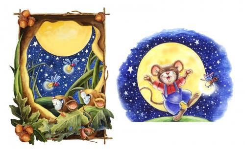 Иллюстратор Janeit Skiles (117 работ)