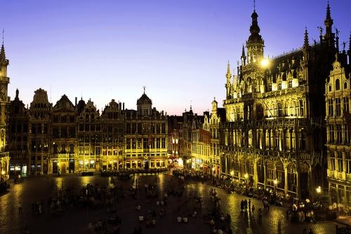 Панорамные снимки ч.2 Города Европы (26 фото)