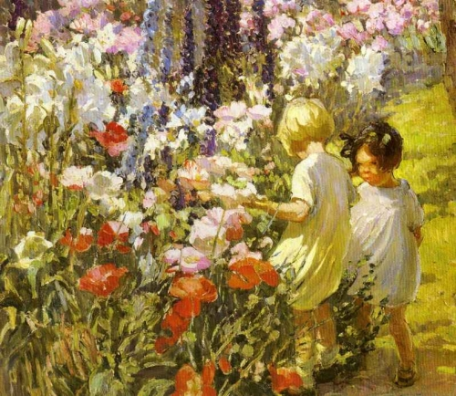 Художник Dorothea Sharp (100 работ)