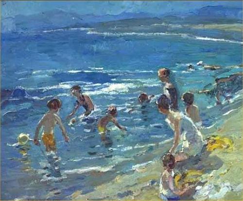 Художник Dorothea Sharp (100 работ)