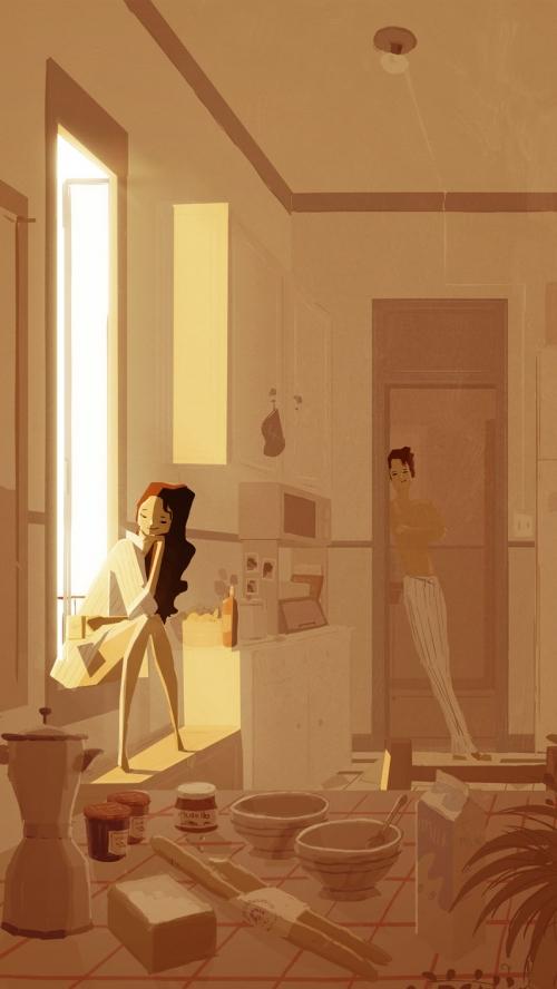 Иллюстратор Pascal Campion (425 работ)