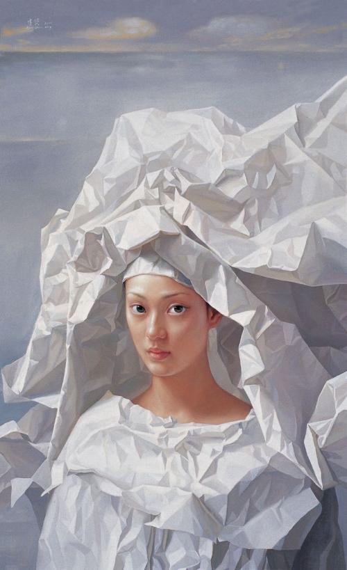 Китайский художник Zeng Chuanxing -