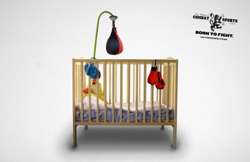 Подборка креативной рекламы ( 24 ) (100 фото)