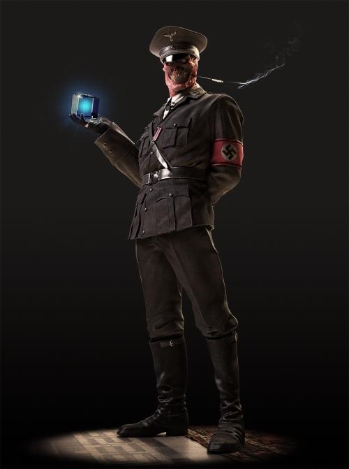 Супер 3Д модели и персонажи / Super 3D Models and Characters (25 работ)