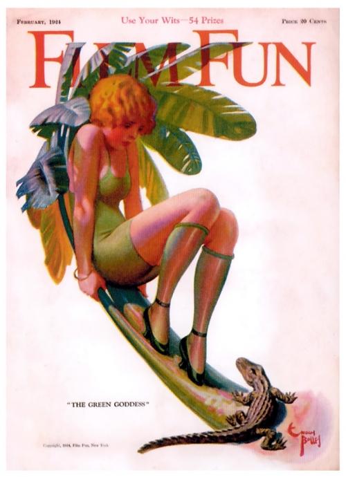 Pin-Up Collection by Douglas Ellis (51 работ)