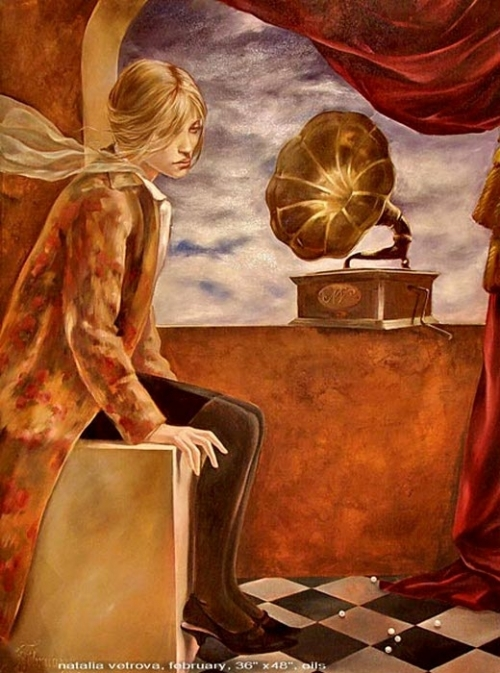 Artworks by Natalia Vetrova (60 работ)