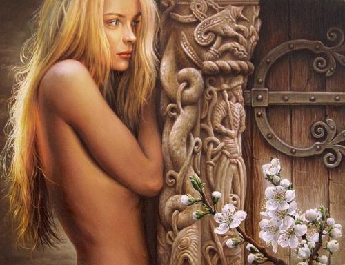 Болгарская художница Мария Илиева (Maria Ilieva) (67 работ)