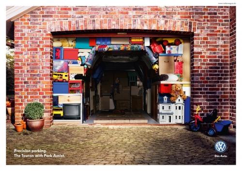 Подборка креативной рекламы ( 25 ) (80 фото)