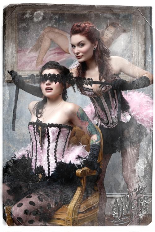 Girls: Art Photos (199 фото)