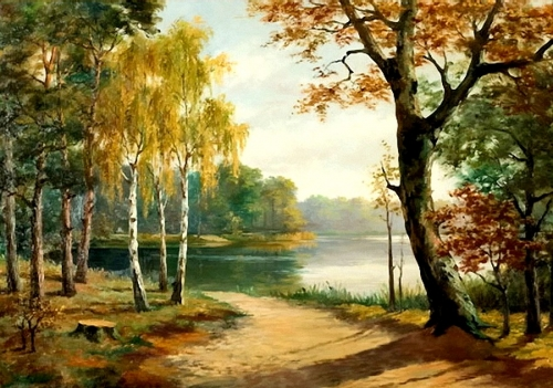 Художник Андрей Николаевич Шильдер (1861-1919) (64 работ)