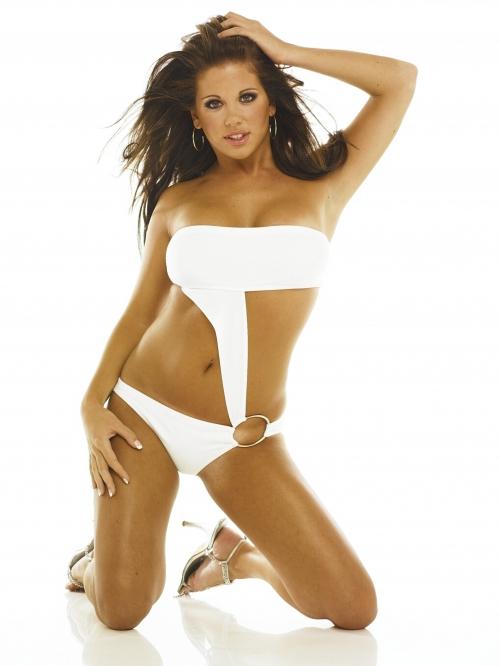 Британская модель Bianca Gascoigne (45 фото) (эротика)