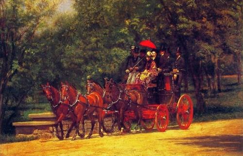 Художник Thomas Eakins (1844-1916) (116 работ)