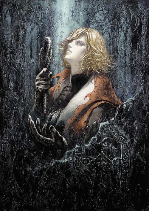 Art Works Ayami Kojima (Castlevania) (68 работ)