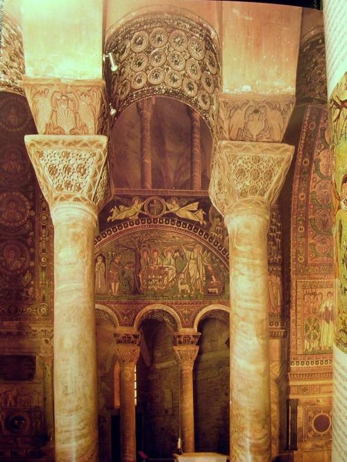 Мозаики церкви Сан Витале, VI в. - Равенна, Италия (56 работ)
