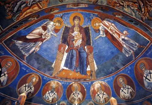 Фрески Кипра (100 икон)