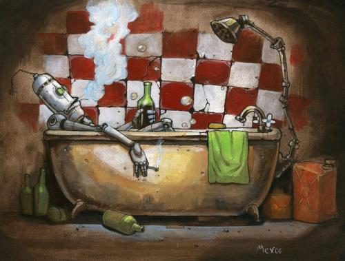 Art by Alexei Samokhin (57 работ)