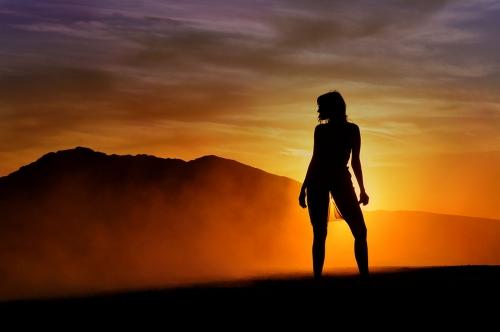 Ти Джей Скотт – профессиональные фотографии в лучах заката (25 фото)