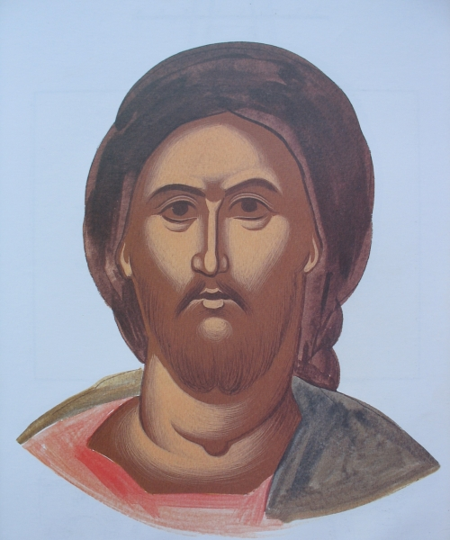 Техника письма византийской иконы (253 икон)