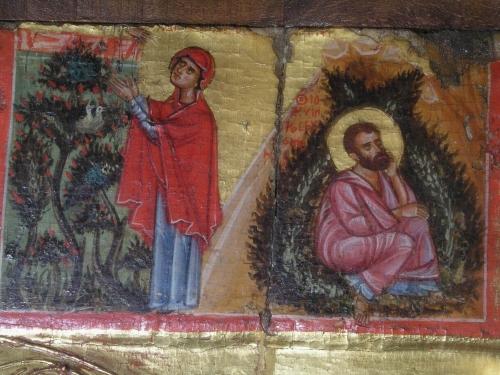 Фрески Кипра. Часть 4 (100 икон)