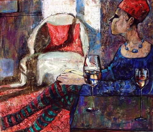 Живопись Ольги Сушковой (130 работ)