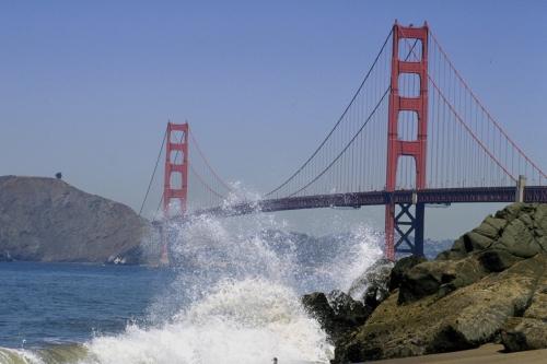 Панорамные снимки ч.3 - мосты (15 фото)