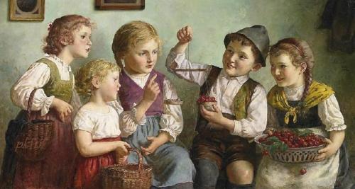 Художник Edmund Adler (22 работ)