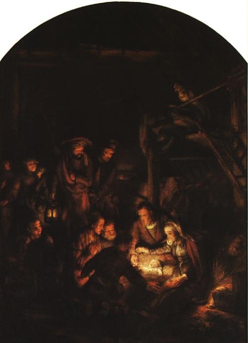 Художник Rembrandt (1606-1669) (185 работ)