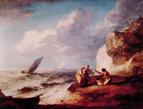 Художник Thomas Gainsborough (1727-1788) (61 работ)