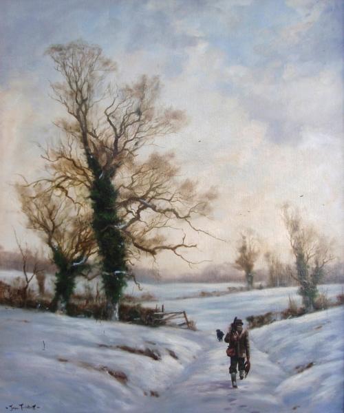 Английский художник John Trickett (46 работ)