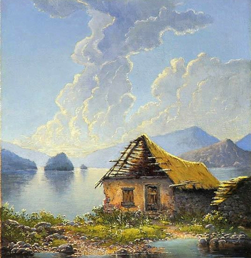 Художник Юрий Соколов (40 работ)