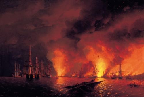 Айвазовский Иван (1817-1900) (15 работ)